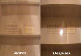 Abrillantado de Escaleras de Mármol – Imagen