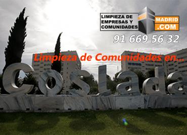 Empresa de limpieza de comunidades en coslada for Limpieza de comunidades en granada