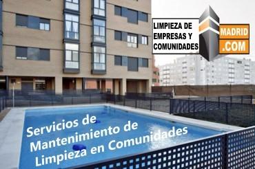 Empresa de Limpieza de Comunidades en Madrid
