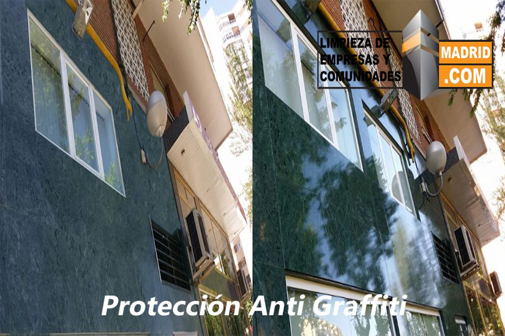 Tratamiento Anti Graffiti