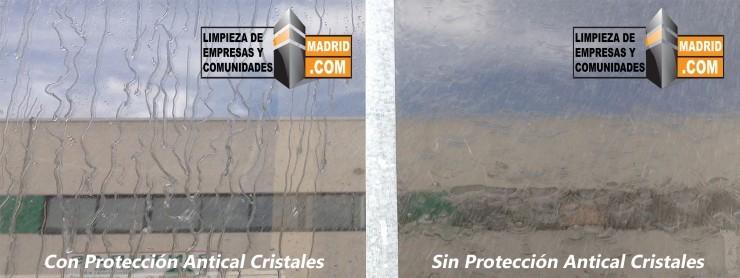 Protección Antical para Cristales