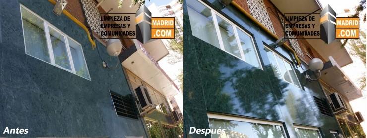Protección Antigraffiti para Fachadas