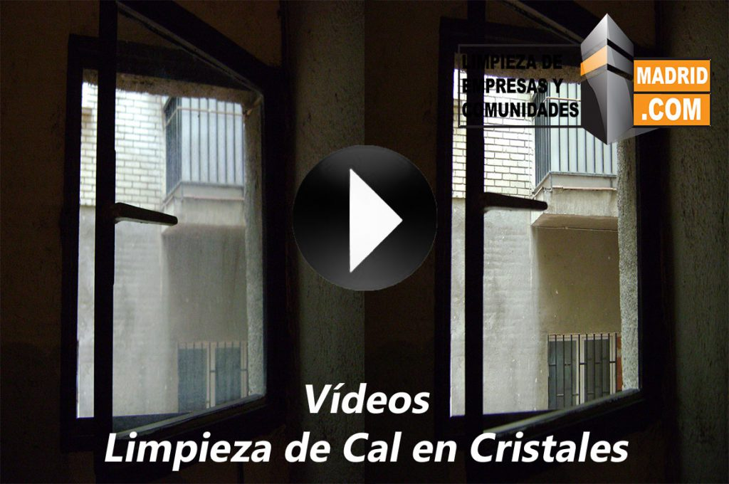 Vídeo de Limpieza de Cal en Cristales