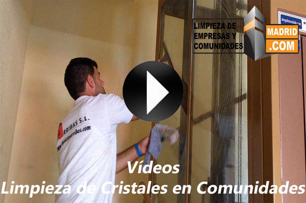 Vídeo de Limpieza de Cristales en Comunidades