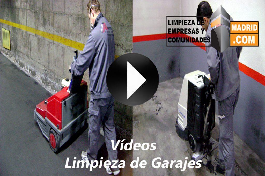 Vídeo de Limpieza de Garajes