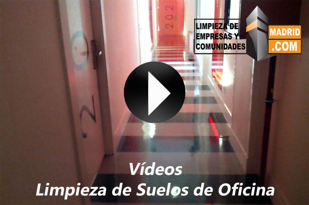 Vídeo de Limpieza de Suelos de Oficina