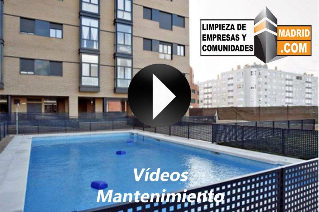 Vídeo de Mantenimiento de Limpieza en Comunidades