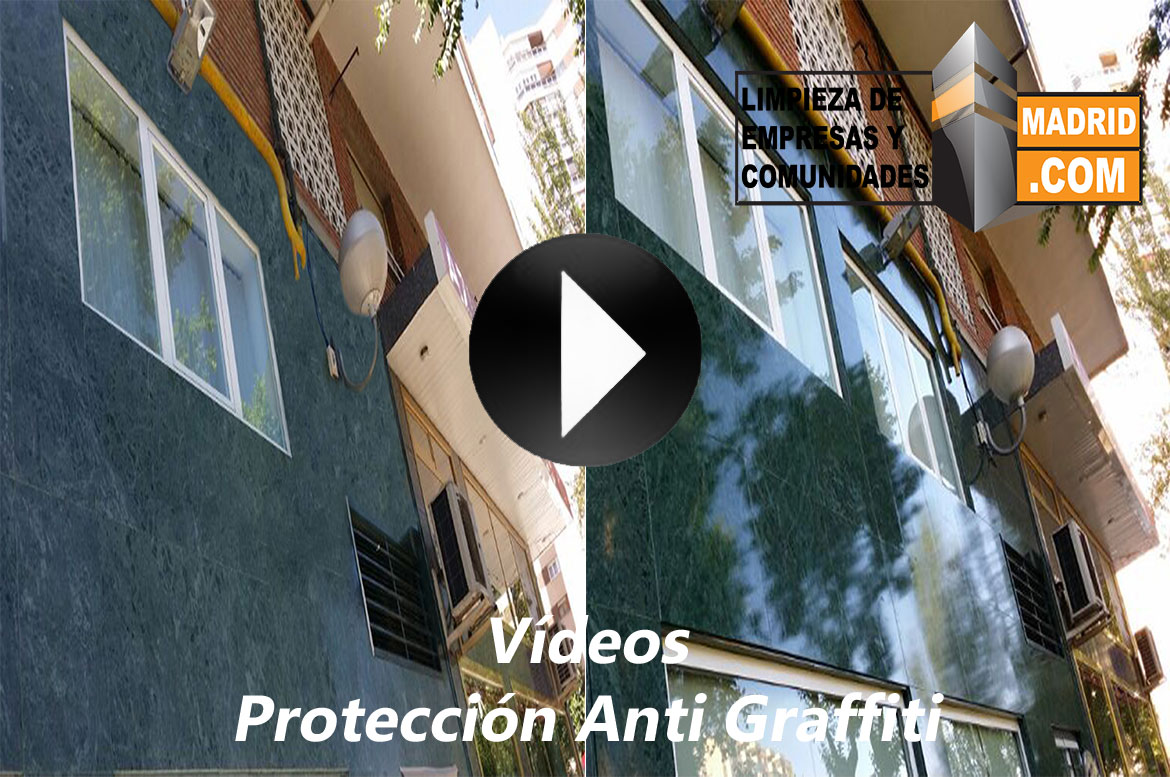 Vídeo de Protección Anti Graffiti