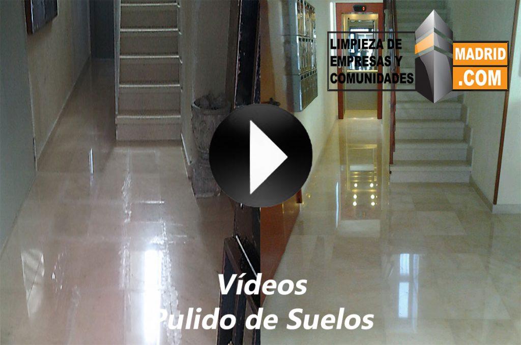 Vídeo de Pulido de Suelos