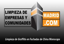 Limpieza de Graffitis en Fachadas de China Monocapa – Vídeo